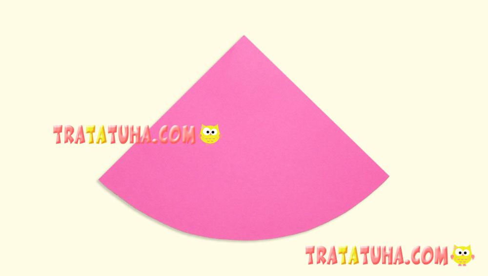 Paper Cone Piglet