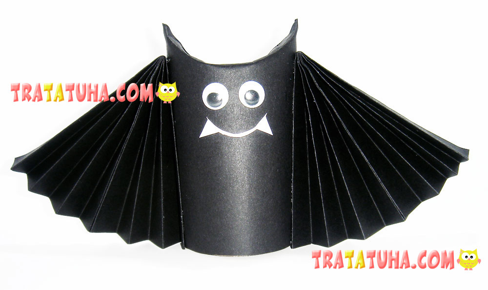 Toilet Paper Roll Bat