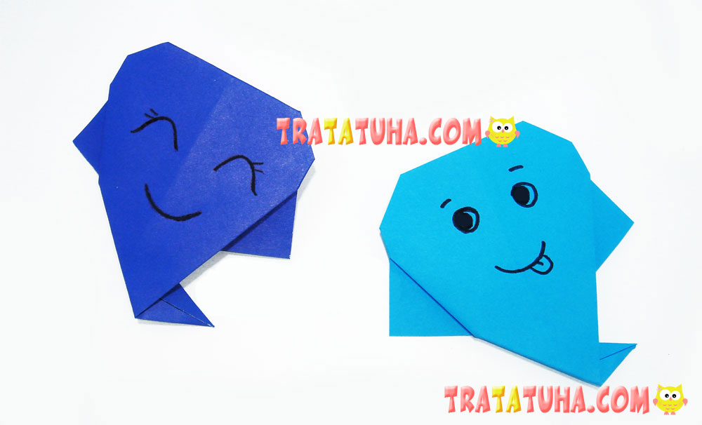 Origami Ghost
