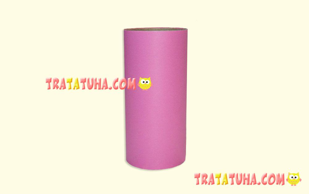 Toilet Paper Roll Piglet