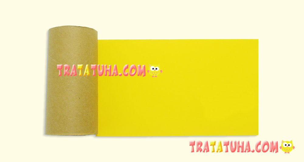 Toilet Paper Roll Chicken