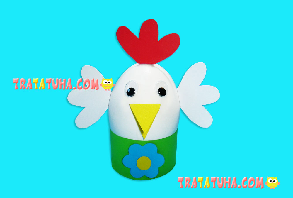 Easter Eggs Animals