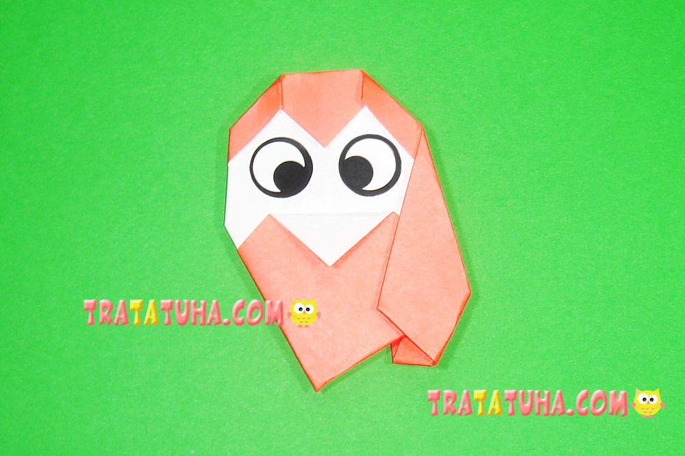 origami owl for kids