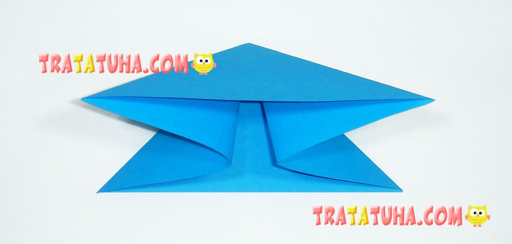 Origami Fish Instructions (Davor Vinko) - YouTube | 478x1000