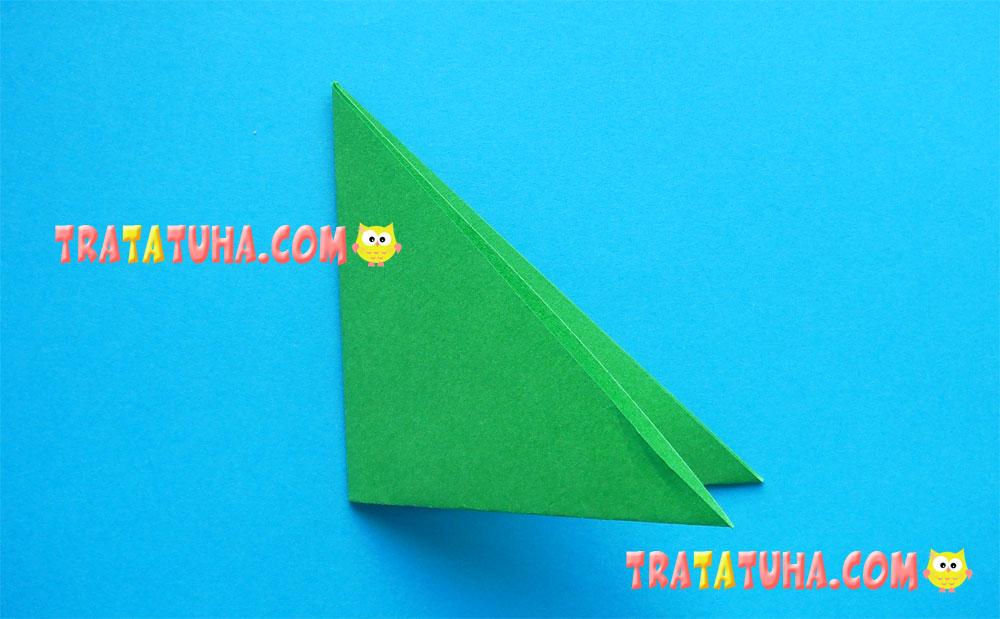 Origami Grass
