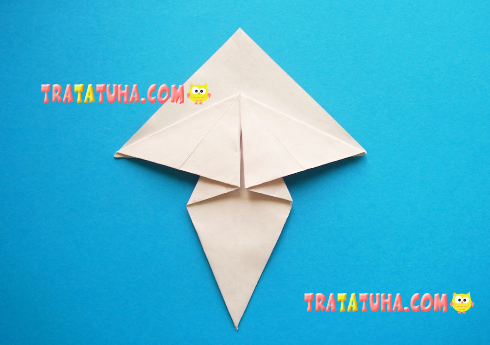 Origami Fly Agaric