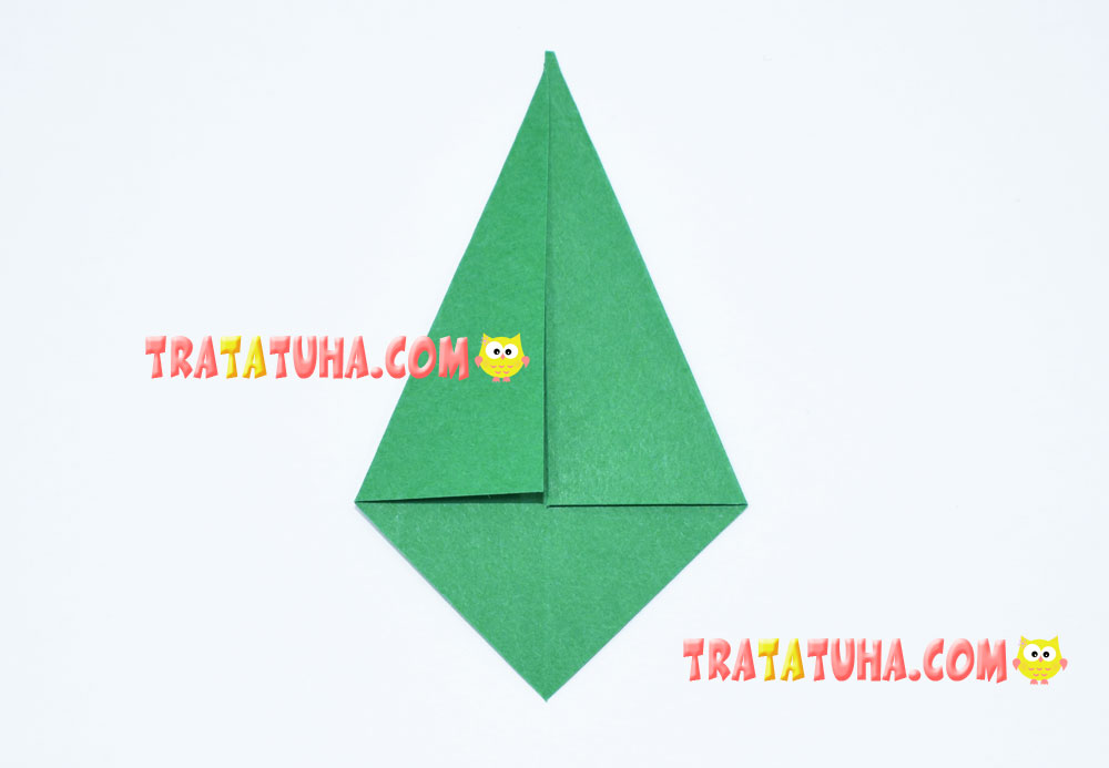 Origami Rowanberry Craft
