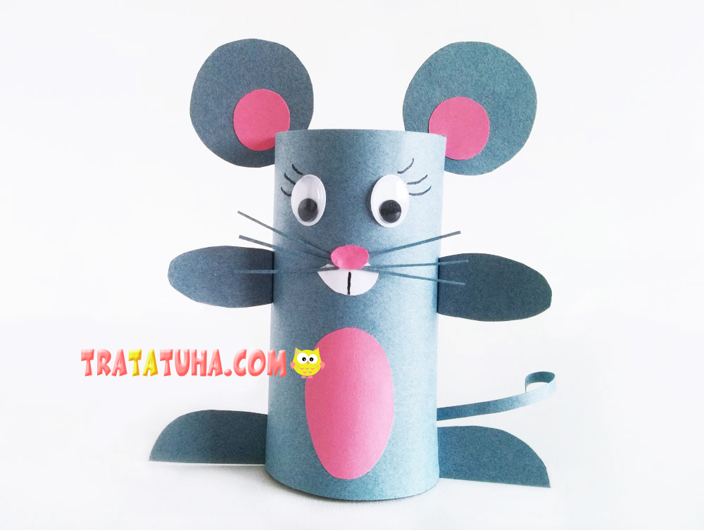 https://tratatuha.com/mouse-of-paper-strips.html